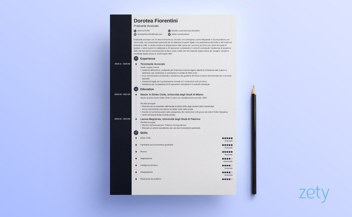 layout curriculum concept