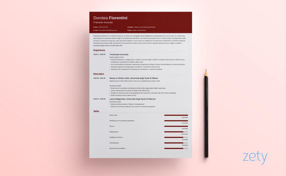 layout curriculum influx