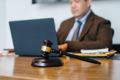 Lettera di presentazione studio legale (avvocato e praticante)
