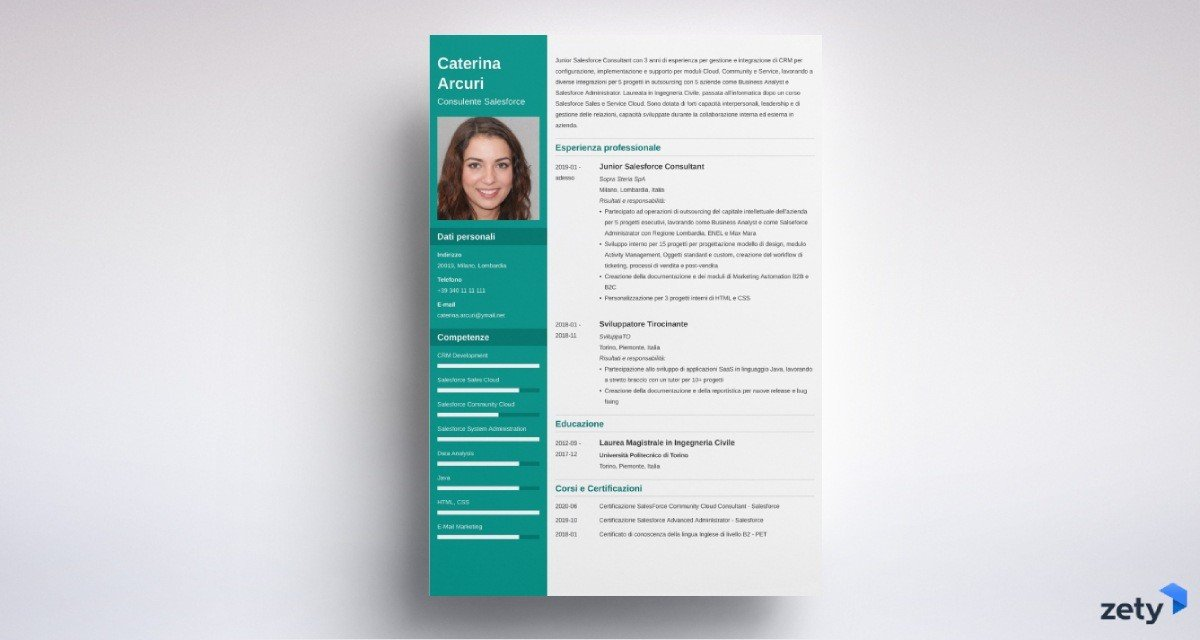 cv designer